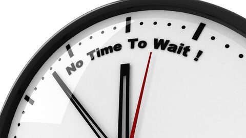 reduce wait time